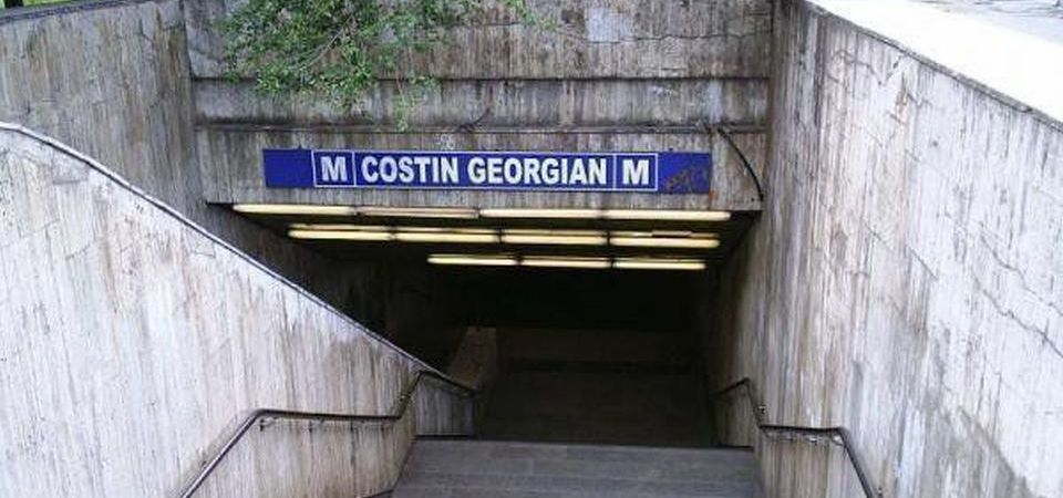 Metrorex deschide de la ora 15:00 statia de metrou Costin Georgian