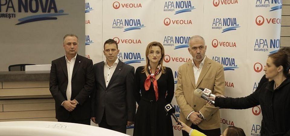 Apa Nova a deschis un Centru Relatii Clienti unic in Romania: Niciun client nu va merge mai mult de 2 metri fără să fie preluat de cineva!