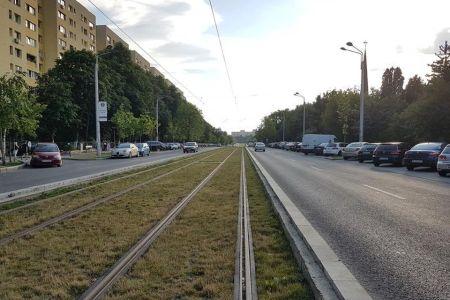 Proiect de Hotarare: Primaria Sectorului 5 vrea sa inverzeasca liniile de tramvai pe arterele principale
