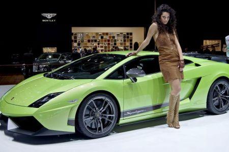 ANAF Bucuresti vinde un Lamborghini la pret de Mercedes!