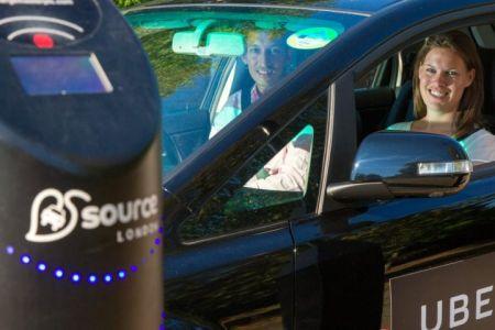 Uber anunta o premiera in Europa Centrala si de Est: Bucurestiul va avea serviciu format 100% din masini electrice