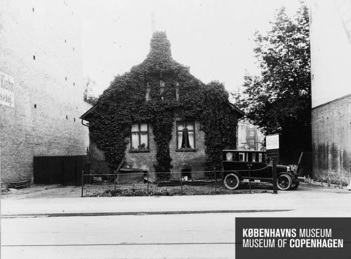 Nordre Frihavnsgade 24 Østerbro. 1900
