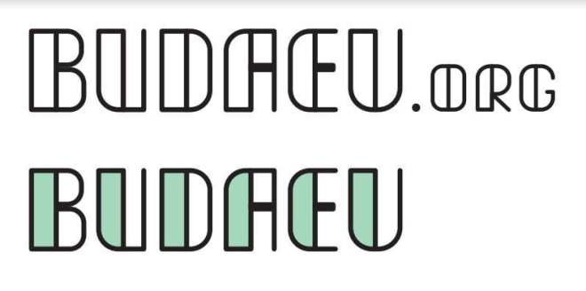 Budaev.org logos
