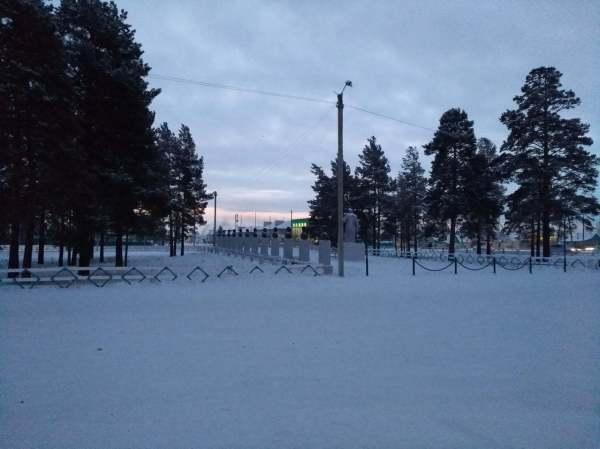 Huawei Nova: пример фотографии ранним утром