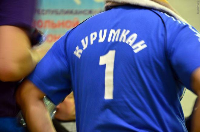 Курумканский спортсмен