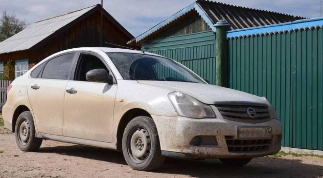 Nissan Almera 2014 в условиях российской эксплуатации