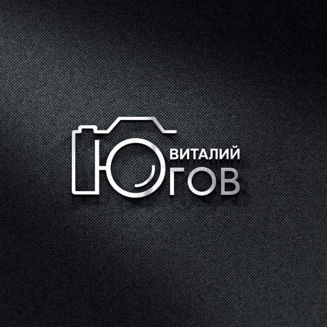 Фотограф Виталий Югов - логотип