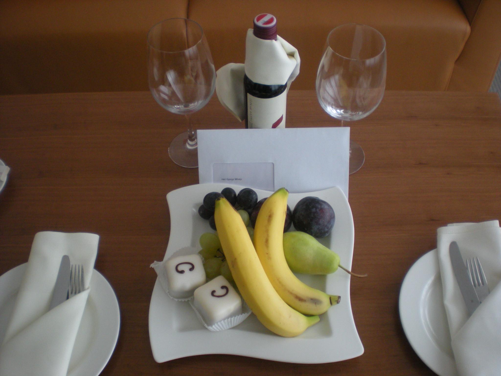 Castellani Parkhotel gift