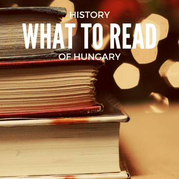 Books to read for Hungarian history
