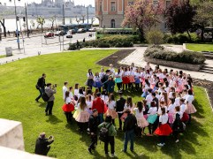 Rita Góbi - International Dance day, Budapest