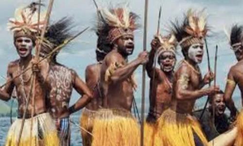 nama tarian daerah papua