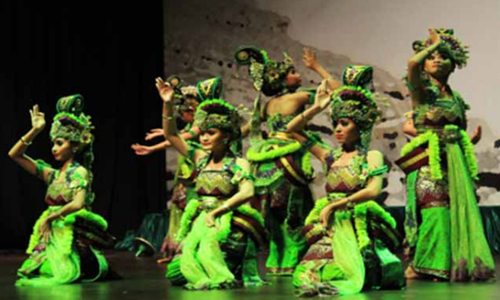 Tarian Adat Jawa Timur