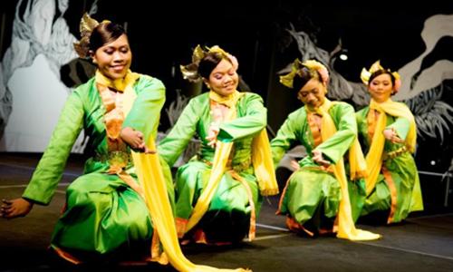 Tarian Melayu Riau