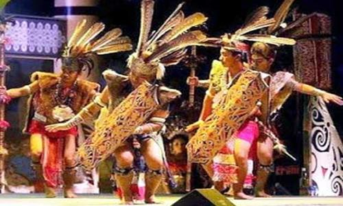 Nama Tarian Daerah Kalimantan Barat