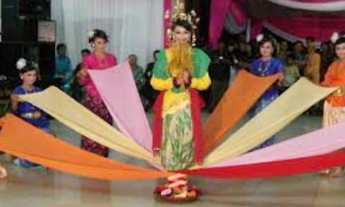 tarian tradisional bengkulu
