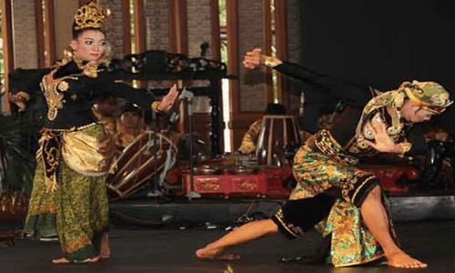 Tarian Dari Jawa Barat