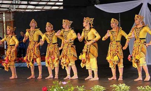 Tarian Tradisional Jawa Barat