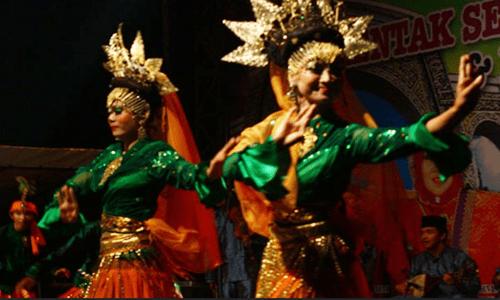 Tarian Tradisional Riau