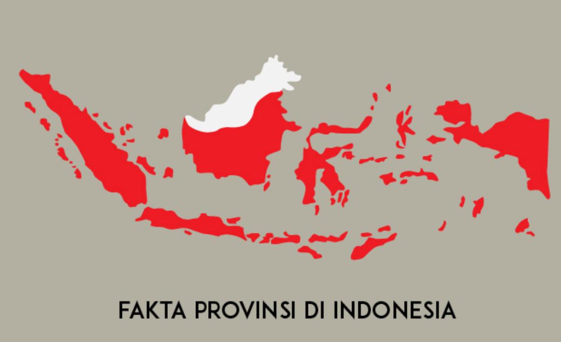 Jumlah Provinsi di Indonesia