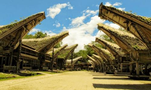 nama rumah adat Sulawesi Selatan