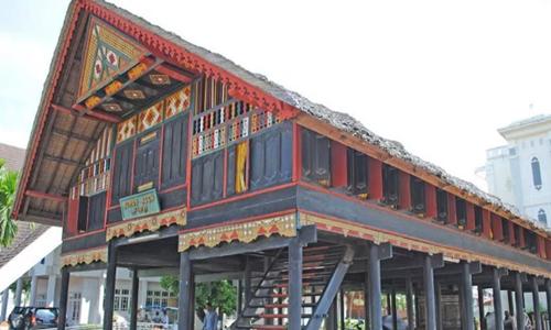 3 Rumah Adat Aceh Nama Gambar Penjelasannya Lengkap