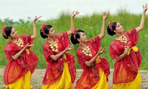 tari tradisional ntb