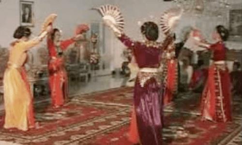 tarian tradisional gorontalo