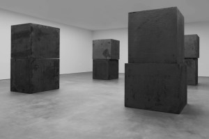 "The Vulture story How to Shack Up With a 40-Ton Richard Serra Sculpture about Richard Serra's ""Equal""."
