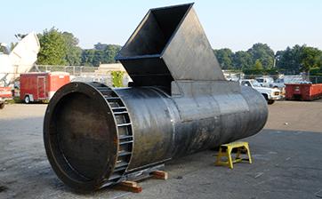 Industrial Fabrication Installation Budde Sheet Metal Works