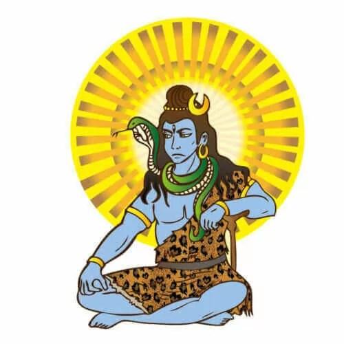 シヴァ神とは 日本 インド