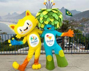 リオオリンピックマスコット