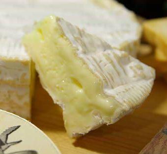 カマンベールチーズ 効能