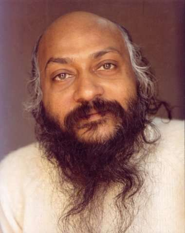 Osho eyes full of love and awareness