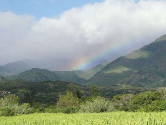another view and magic moment in the Sacred Valley of Vilcabamba