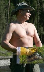 Putin the beek.