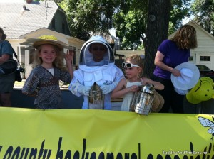 The next generation of beekeepers