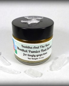 Buddha And The Bees Personal Care Tingly Toes Foot Scrub