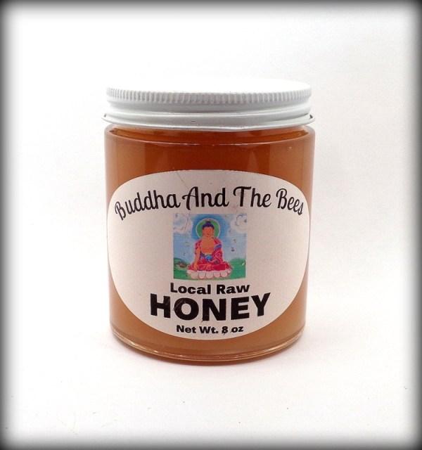 Buddha And The Bees 8oz Bottled Honey
