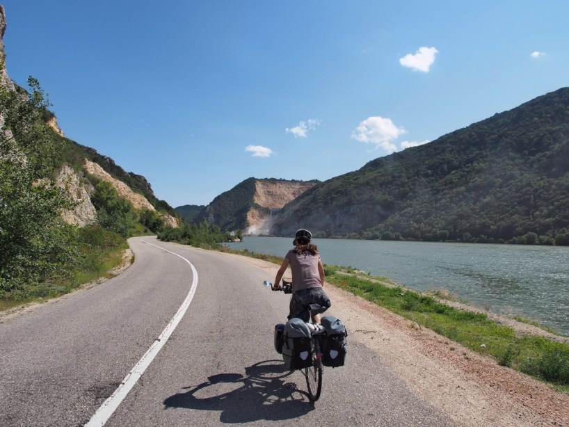 DAY 10…  Baziaș to Cetatea Tri Kule