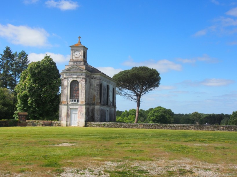DAY 03… Redon to Nord sur Erde