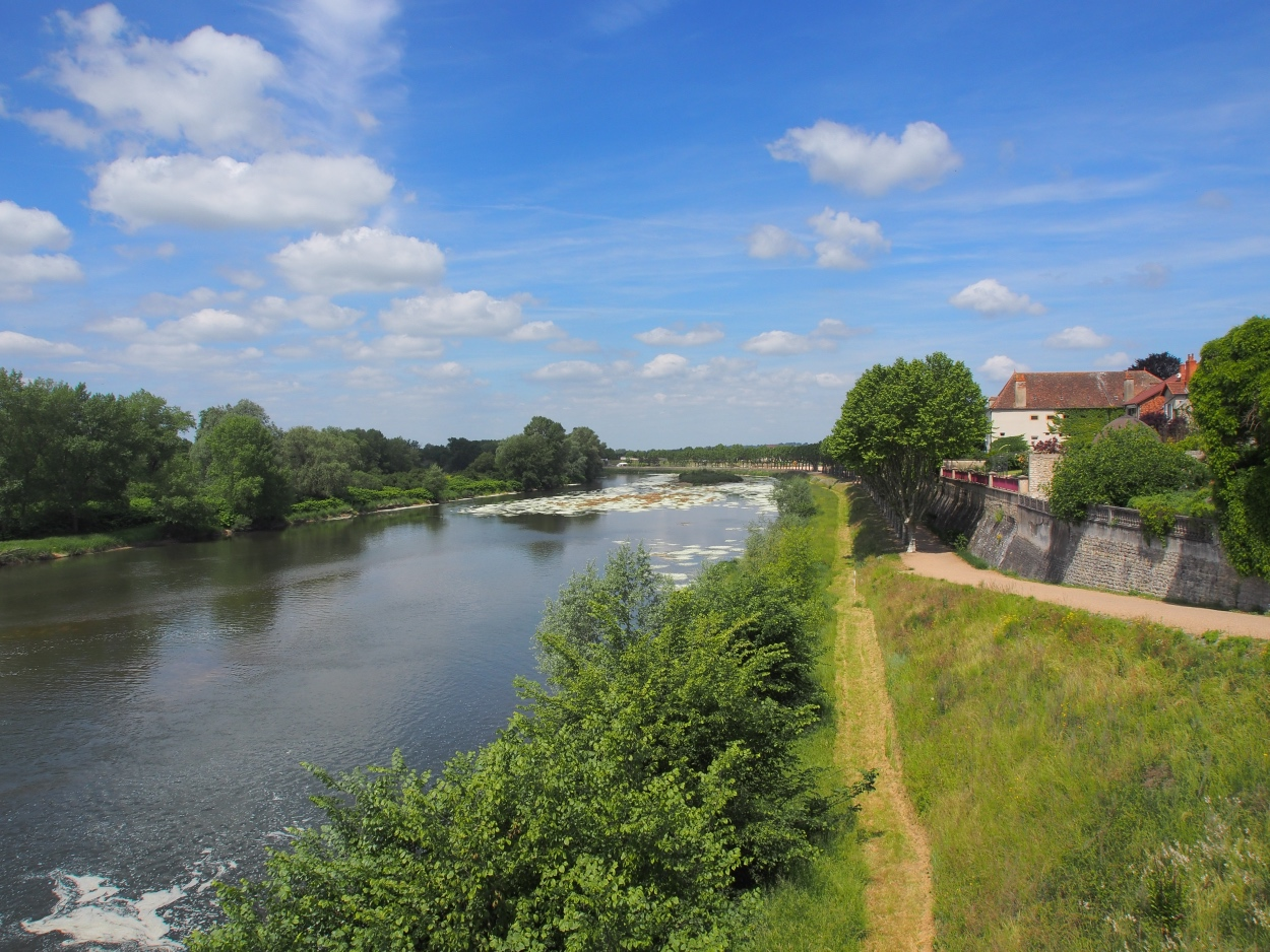 DAY 14… Bourbon-Lancy to Saint-Julien-sur-Dheune