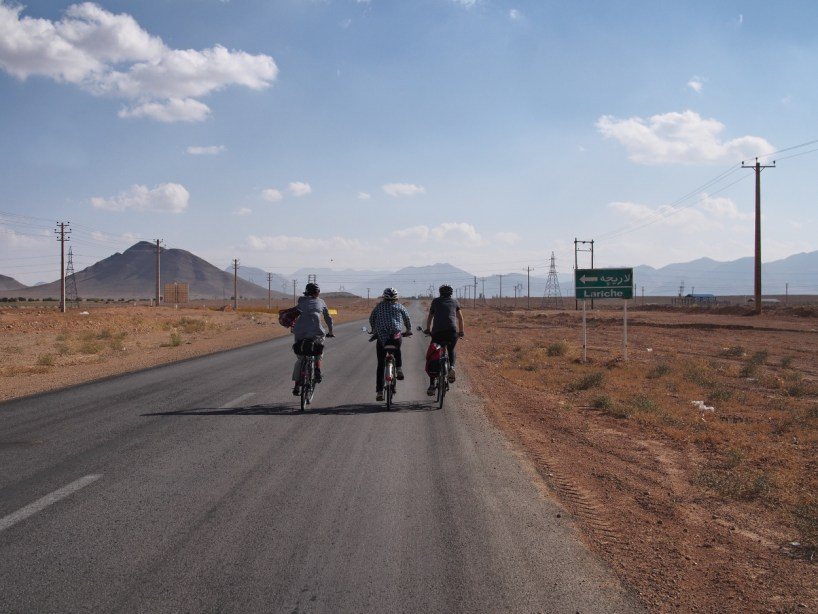 DAY 08… Isfahan to Vanak Ecolodge