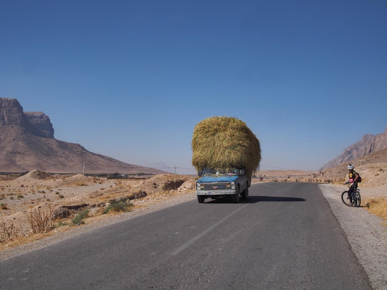 DAY 13… Persepolis to Dorodzan Lake