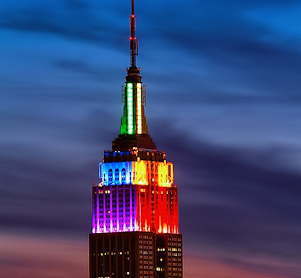 from Jaziel empire state gay lesbian