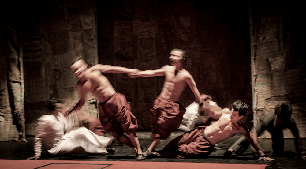 Phare-Ponleu-Selpak-Circus-School-Battambang-Cambodia-buddha-drinks-fanta