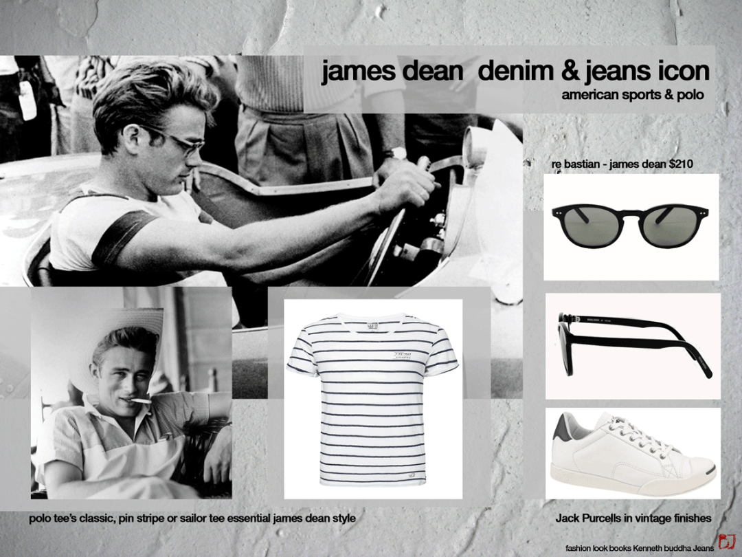 James Dean The Greatest Denim Jeans Icon Sustainable