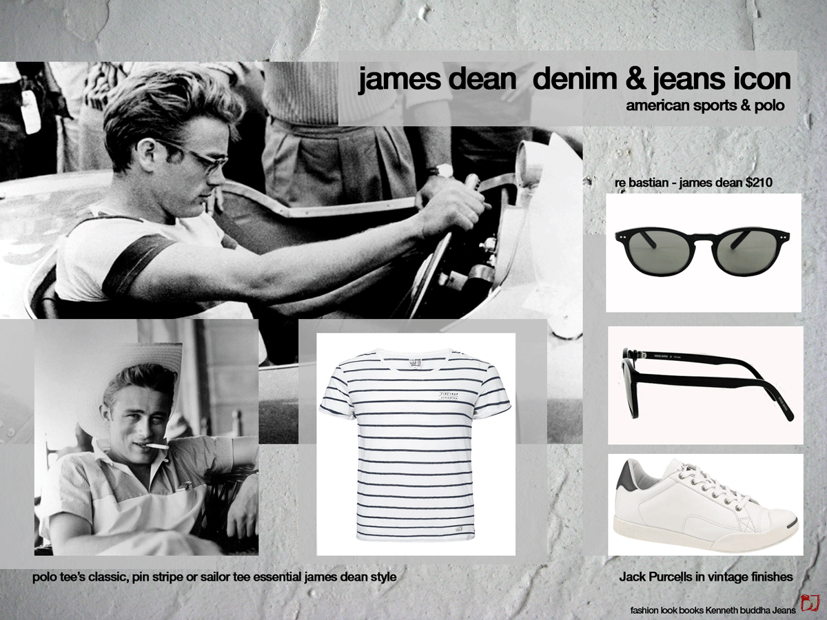f311442e0eb3d0 James Dean The Greatest Denim Jeans Icon