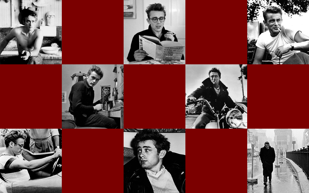 James Dean Fashion Lookbooks And Denim Icon