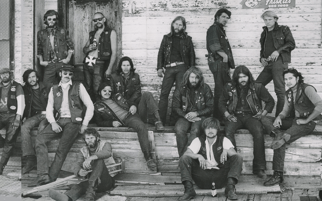 The 1970's Bikers Youth Culture And Fashion Lookbooks