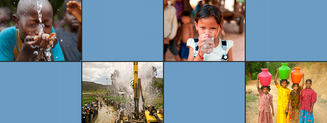Join our charity: water fundraising campaign, you can cause a change